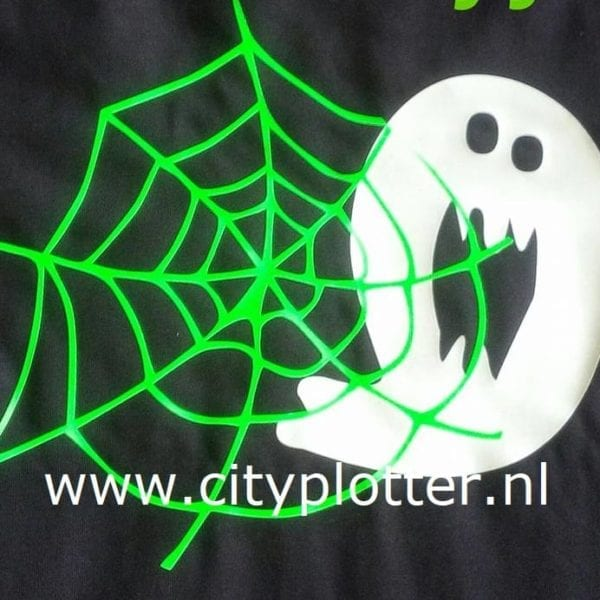 neon en glow in the dark flex voorbeeld cityplotter