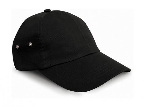 result plush cap zwart clip sluiting cityplotter