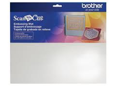 BROTHER SCANNCUT Embossing Mat CAEBSMAT1 4977766766777 Cityplotter Zaandam