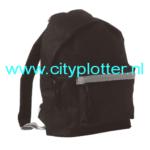 rugzak-zwart-met-reflecterende-streep-cityplotter-zaandam