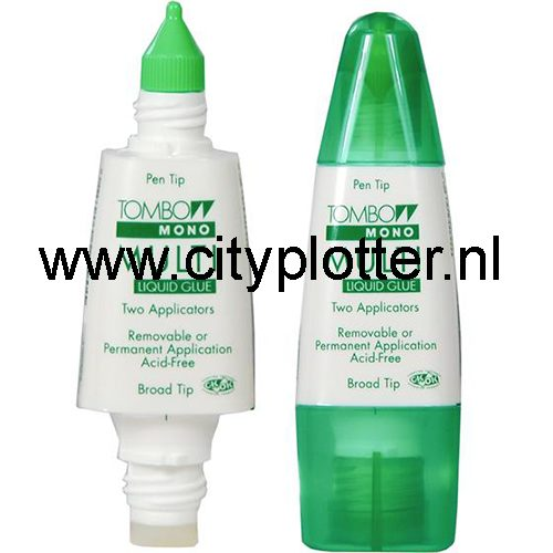 Tombow mono liquid glue multi lijm Cityplotter Zaandam