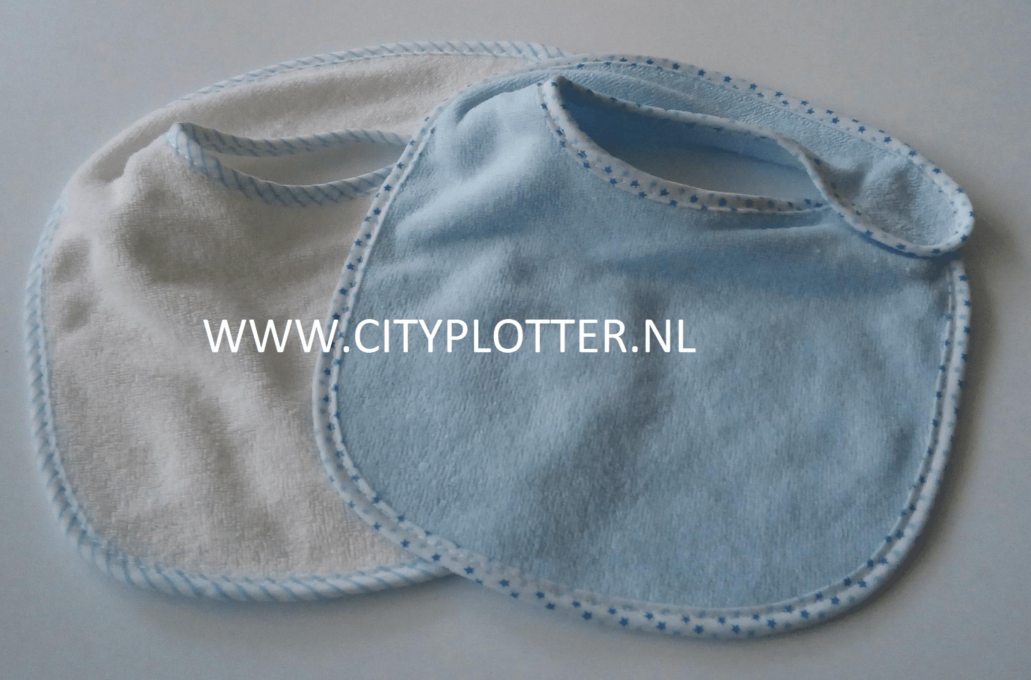 baby slab blauw cityplotter zaandam