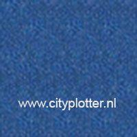 Flexfolie speciaal 3D techno heattransfer blauw blue City Plotter Zaandam