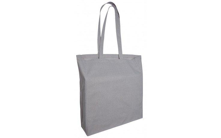 Tas tasjes katoenen grijs grey bag shopper Cityplotter Zaandam