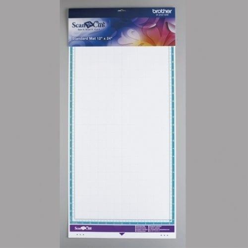 BROTHER SCANNCUT Standaardmat snijmat Standard Mat 305mm x 610mm adhesive mat 12 X 24 INCH CAMATSTD24 4977766777247 Cityplotter Zaandam