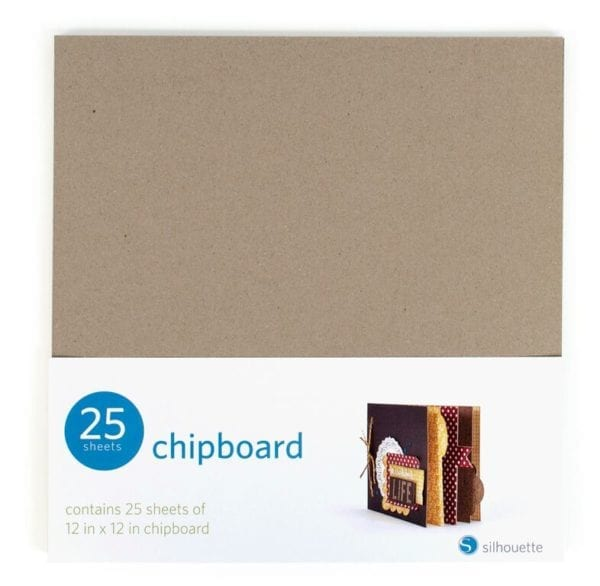 Silhouette chipboard karton MEDIA-CHIPBOARD-3T 814792012512 Cityplotter Zaandam