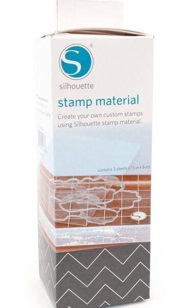 Silhouette stempel materiaal stempels stamp Material MEDIA-STAMP 814792011676