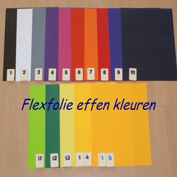 Flexfolie 15 VOORDEELPAKKET SALE Cityplotter Zaandam