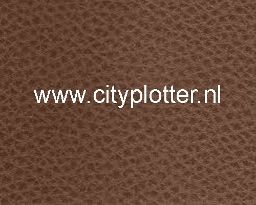 Flexfolie speciaal bruin leer print heattransfer smooth brown leather print Cityplotter Zaandam