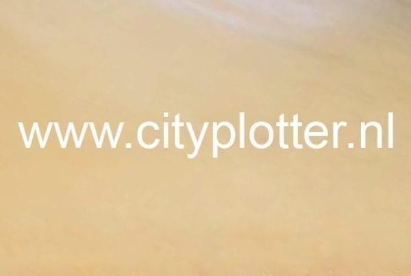 Gelooid leer gelooidleer tuigleer embossen Cityplotter Zaandam