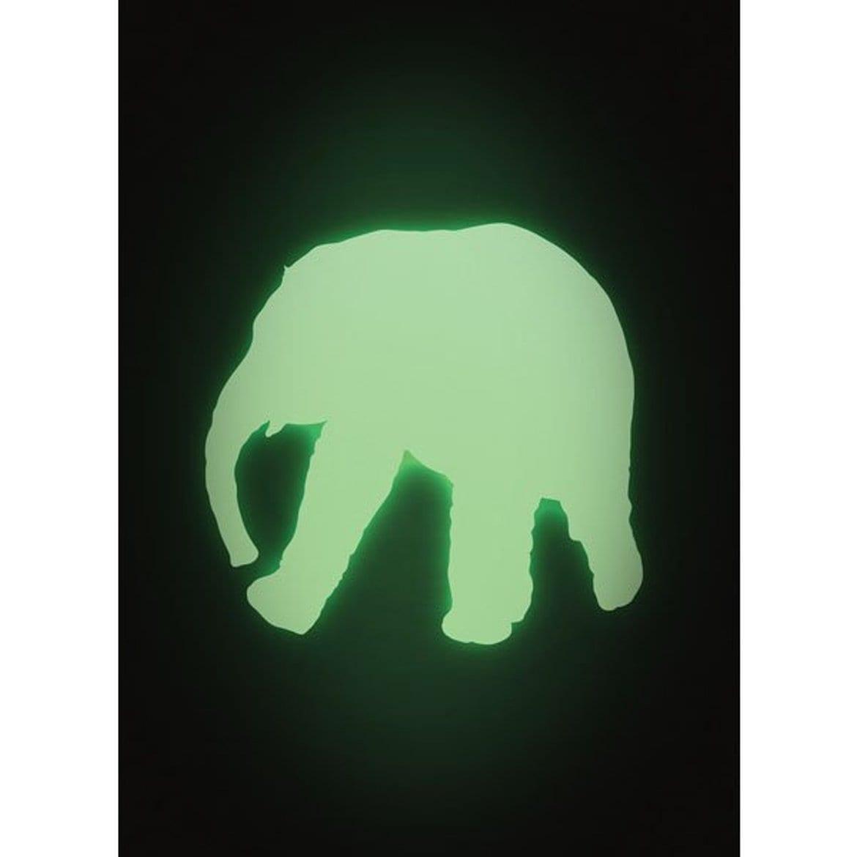 Silhouette Glow In The Dark Vinyl Foil V9 Mr Gitd