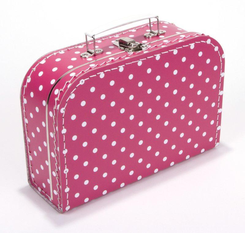 Kinderkoffertje Geboortekoffertje Koffertje Logeerkoffer