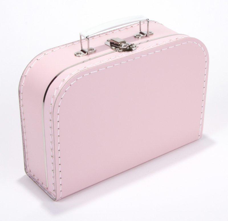 Kinderkoffertje Geboortekoffertje koffer koffertje logeerkoffer 11 kleuren Cityplotter Zaandam