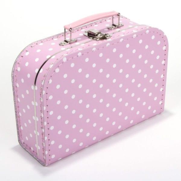 Kinderkoffertje Geboortekoffertje koffer koffertjes logeerkoffer Mint Cityplotter Zaandam