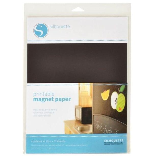 Silhouette printbaar printbare magneetpapier vellen printable magnet paper MEDIA-MAGNET-3T 81479201165 Cityplotter Zaandam