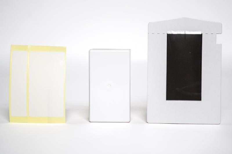 Silhouette Mint Stamp kit 30mm x 60mm uitbreidingsset voor de mint 30mm x 60mm MINT-KIT-3060 814792018224 Cityplotter Zaandam