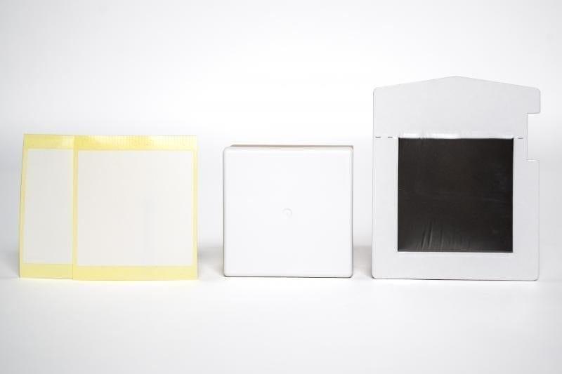 Silhouette Mint Stamp kit 45mm x 45mm uitbreidingsset voor de mint 45mm x 45mm MINT-KIT-4545 814792018231 Cityplotter Zaandam