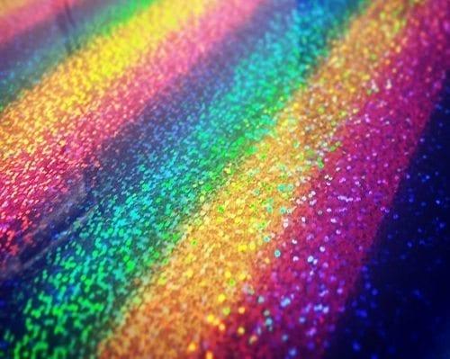 Flexfolie speciaal sterren regenboog stars rainbow SS 3908 Cityplotter Zaandam