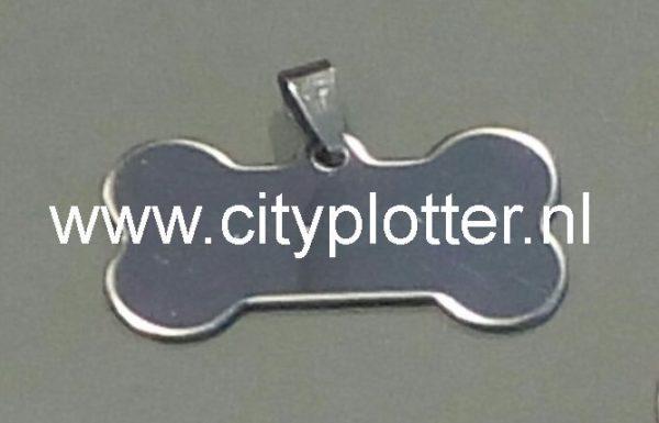 Tags dogtag honden hond label om te graveren of met vinyl te beplakken Cityplotter Zaandam