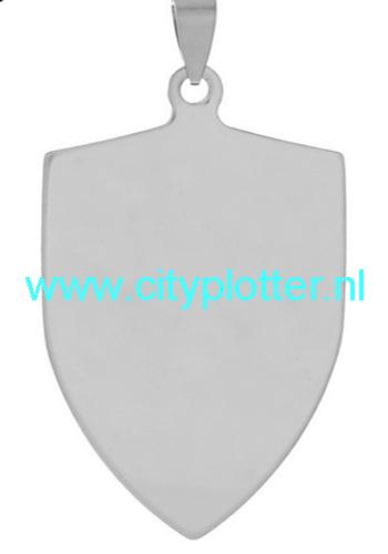 Tags tag medaille naamplaatje vaandel label om te graveren of met vinyl te beplakken Cityplotter Zaandam