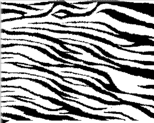 Flexfolie speciaal zebra SS 3716