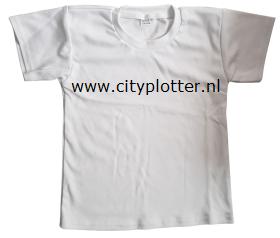 Kinder shirt cityplotter zaandam