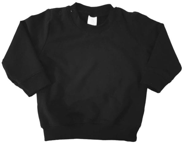 Sweater zwart cityplotter zaandam
