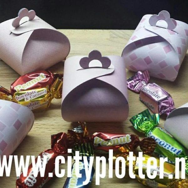 doosjes chocolaatjes cityplotter