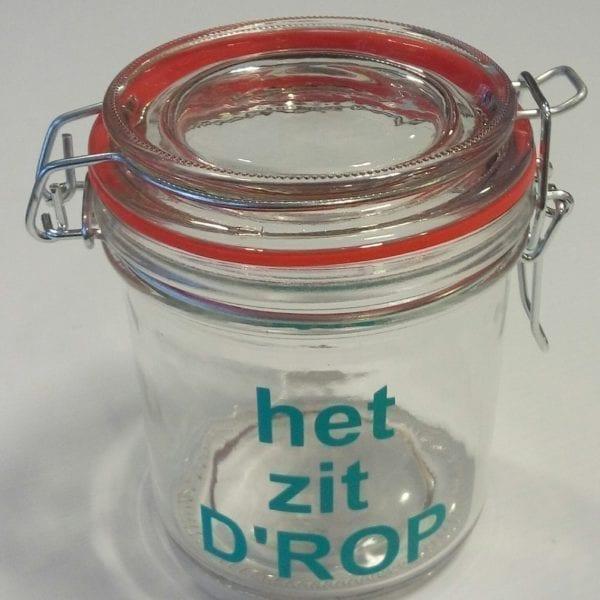 potje het zit drop middel aqua