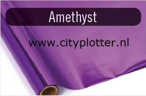 hotfoil stahls cityplotter zaandam amethyst