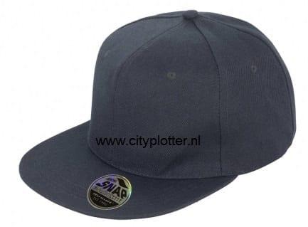 Bronx Original Flat Peak Snap Back Cap Black Cityplotter zaandam