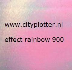 effect rainbow stahls cityplotter zaandam