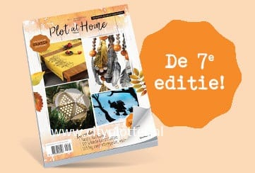 PLOT AT HOME TIJDSCHRIFT MAGAZINE CITYPLOTTER ZAANDAM editie 7 Cityplotter Zaandam