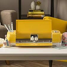 Cricut Explore Air 2 Sunflwer geel & GRATIS SUPER 15 PAKKET (VINYL/FLEX/FLOCK) ter waarde van 15 euro Cityplotter Zaandam