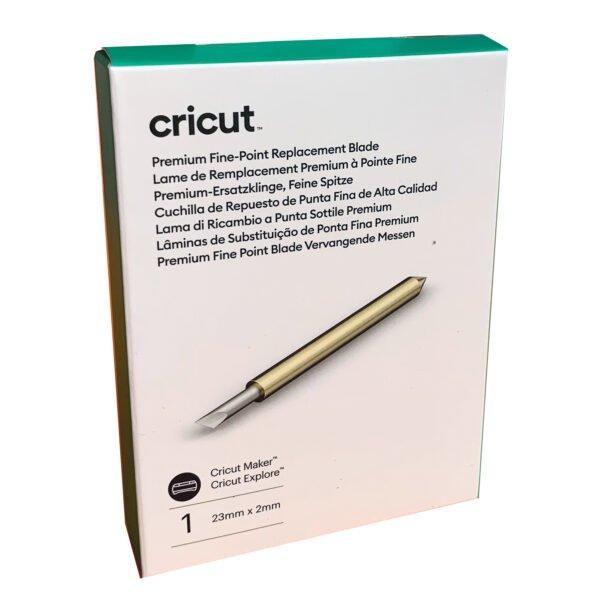 Cricut Premium Fine Point mesje blade 2007300 EAN 093573353246 Cityplotter Zaandam
