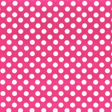 flexfolie roze met witte stip chemica cityplotter zaandam