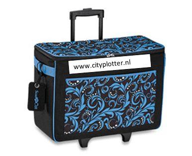 trolley sdx brother cityplotter zaandam
