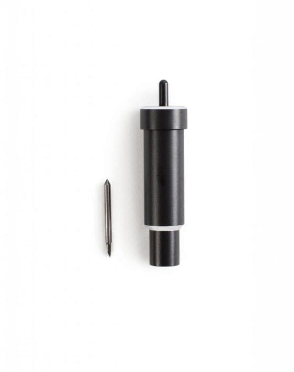 Cricut diep snijmesje + houder deep cut blade + holder 2002293 EAN 093573144424 Cityplotter Zaandam