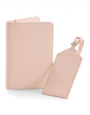 paspoort cover roze bagbase Cityplotter Zaandam