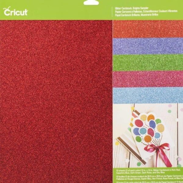 cricut-cricut-cardstock-glitter-cardstock-brights 2003711 Cityplotter Zaandam