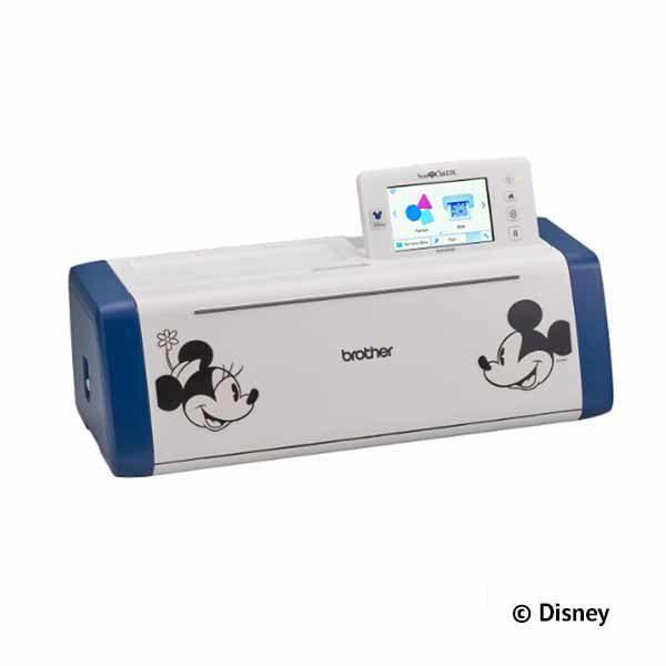 Brother ScanNCut SDX2200D Disney Editie met GRATIS Folie Opstart pakket Cityplotter Zaandam NIEUW NIEUW