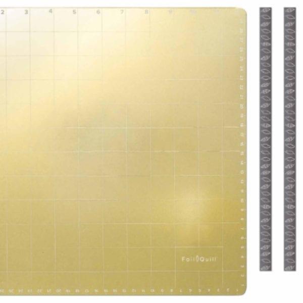 foil quill magnetic mat inhoud cityplotter