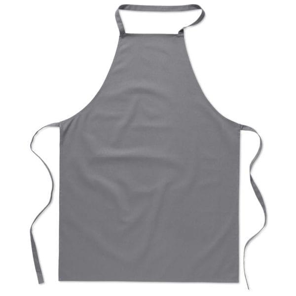 keukenschort grijs cityplotter