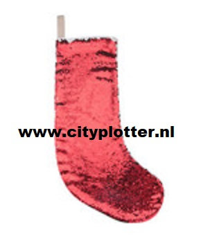 Christmas-sock-with-two-colour-sequins-for-sublimation-printing-red cityplotter