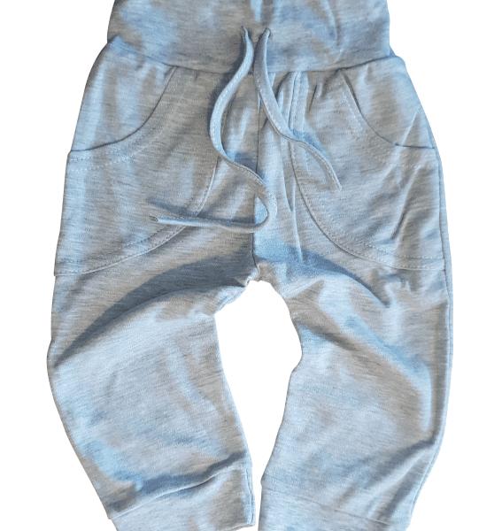 jogging broekje grijs cityplotter