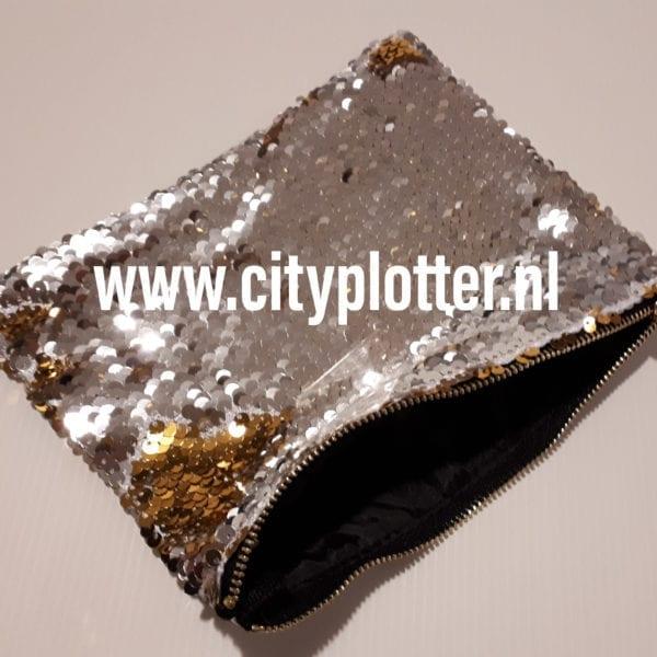 etui sublimatie goud zilver wit 2 cityplotter