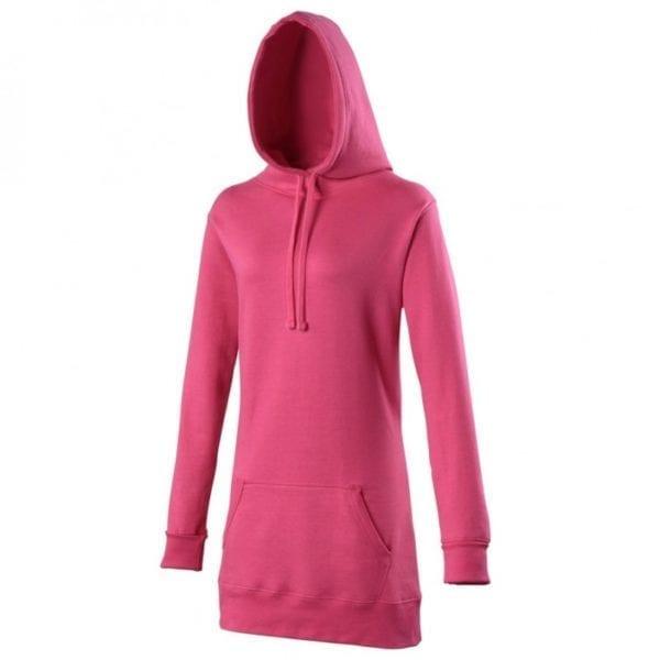 Sweaterdress Dames Roze Cityplotter