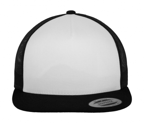 Trucker cap black white 302.73 cityplotter