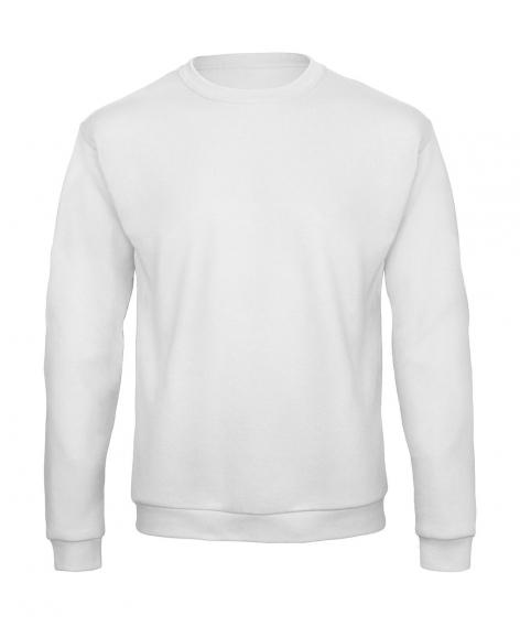 sweater B&C wit unisex cityplotter