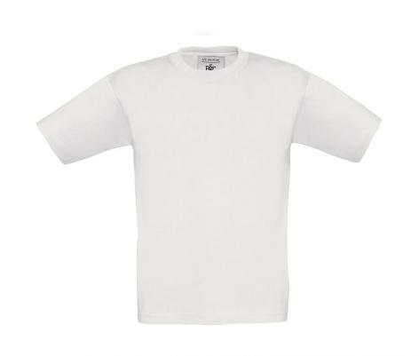 tshirt white Exact 150 kids cityplotter
